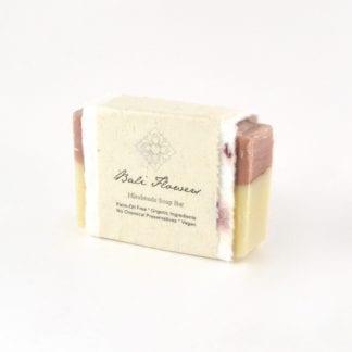 organic soap bar