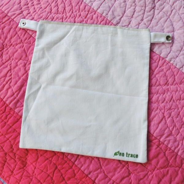 reusable organic cotton bulk bag