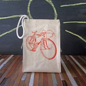 Road Bike Lunch Bag