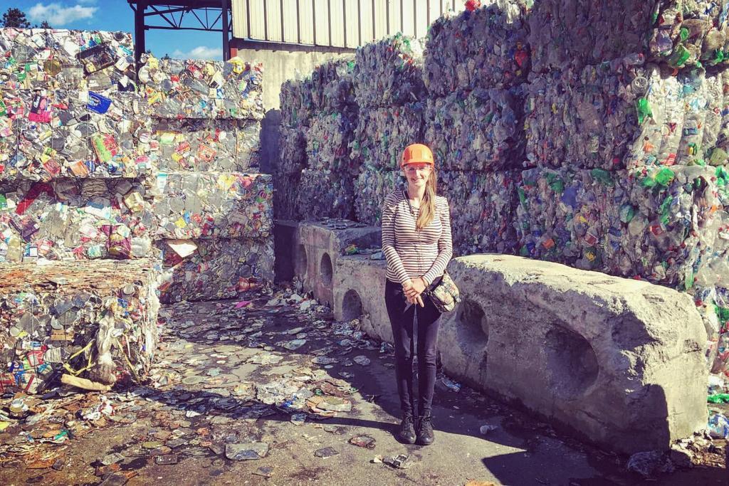 Recycling Facility Tour