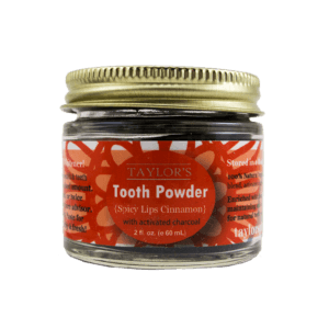 Zero Waste Tooth Powder