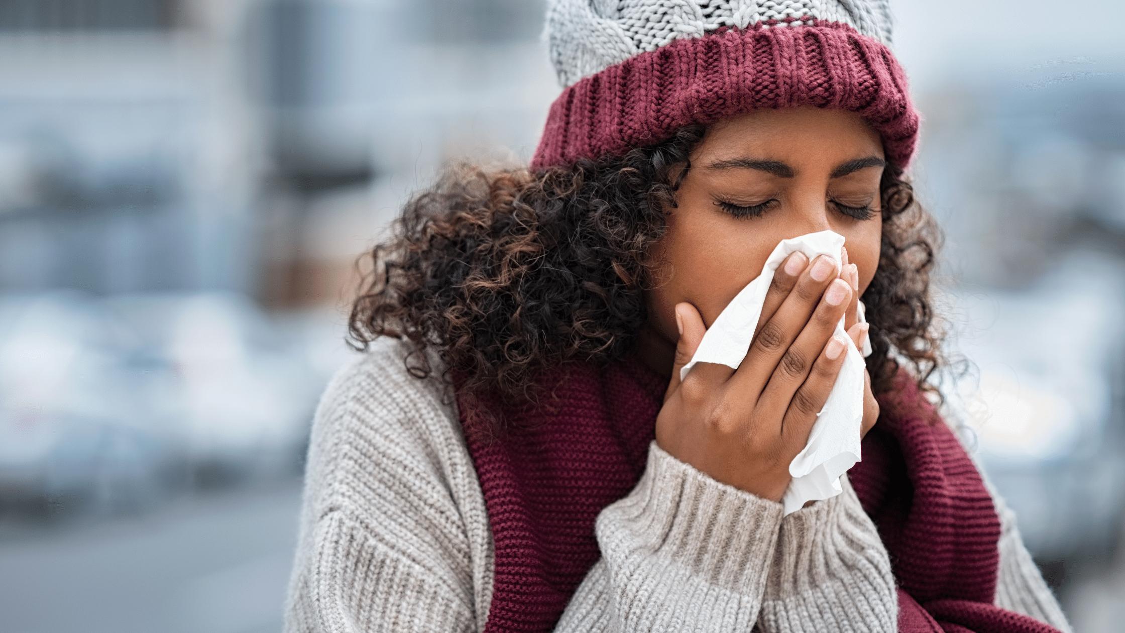 zero waste remedies for cold & flu season