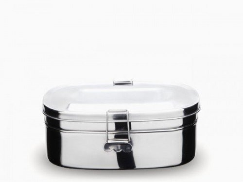 Stainless Steel 2 Layer Sandwich Box