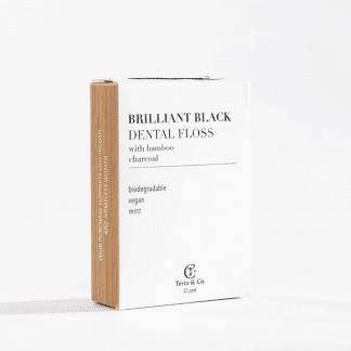 biodegradable & vegan dental floss