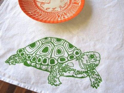 Turtle Cloth Napkin