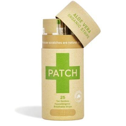 Aloe Vera Enriched Biodegradable Bandages