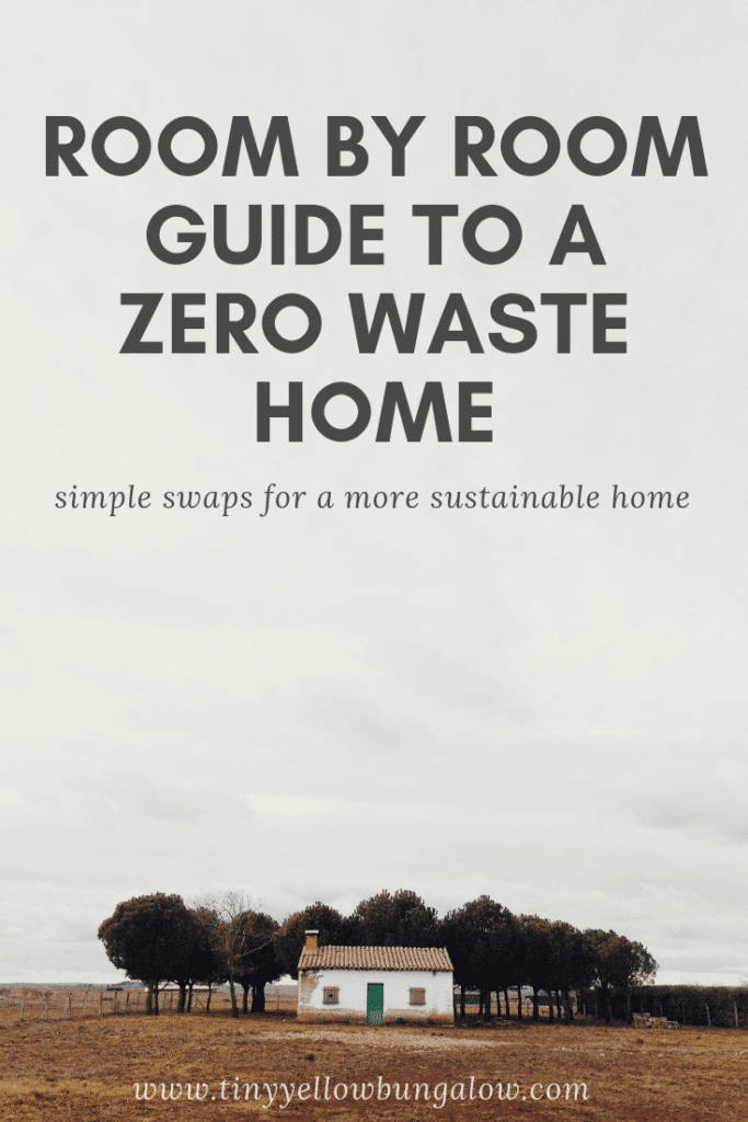 Room By Room Guide to a Zero Waste Home