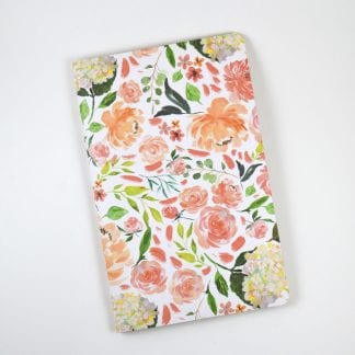 Handmade Eco Friendly Notebook