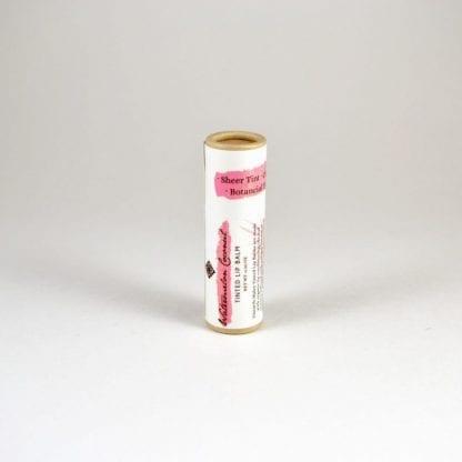 Tinted Vegan Organic Lip Balm