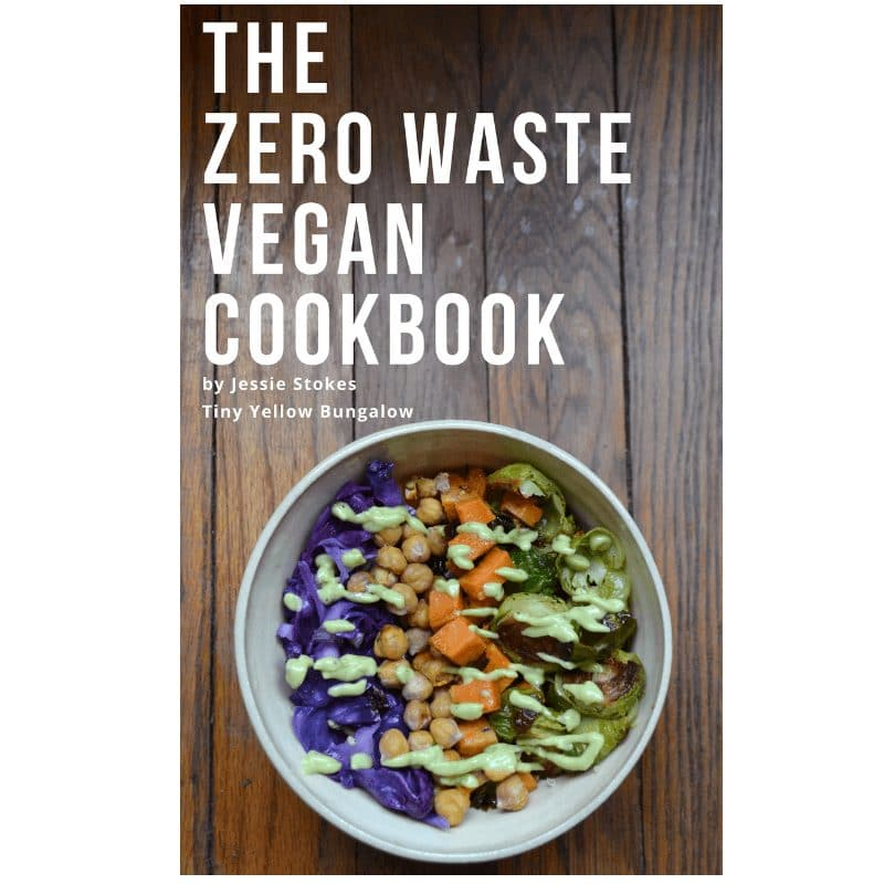 zero waste vegan cookbook