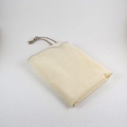organic cotton nut milk bag