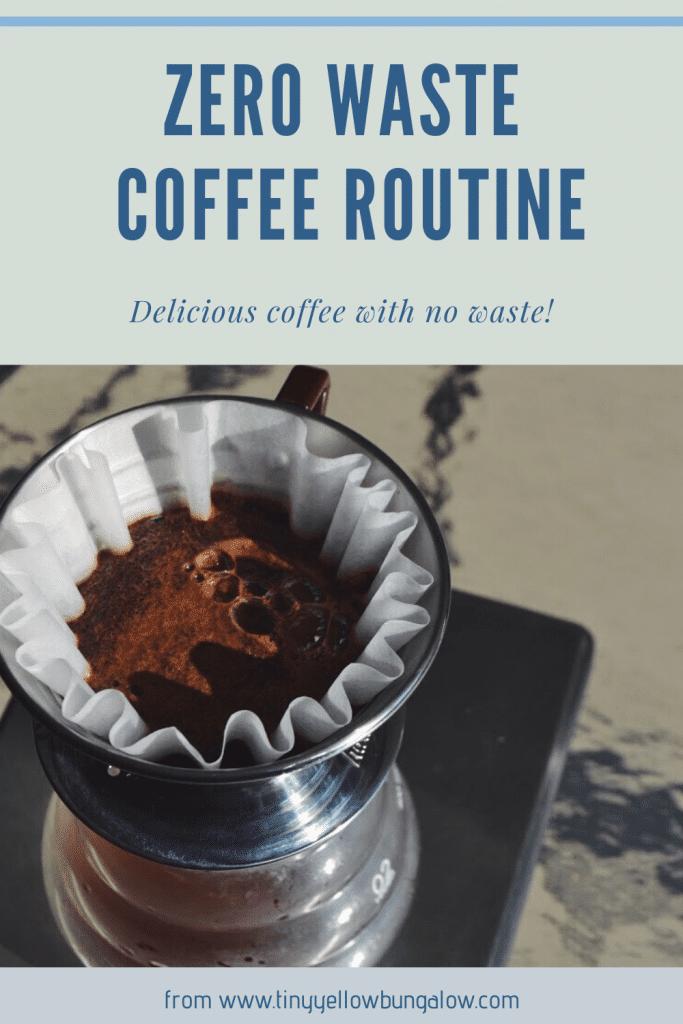 zero waste coffee