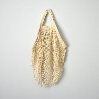 Reusable Cotton String Bag