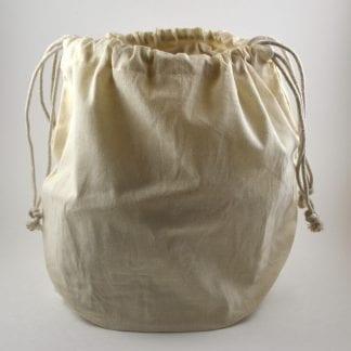 Organic Cotton Double Walled Bulk Bag for Flour