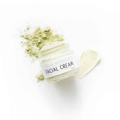 urban oreganics facial cream