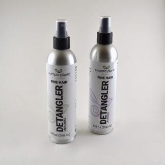 Fine Hair Detangler Spray